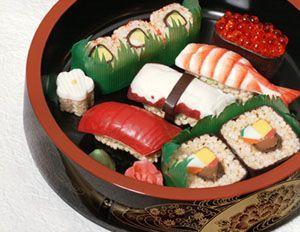 sushi kookihome
