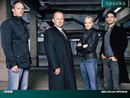 Spooks - BBC Drama - 5 Season