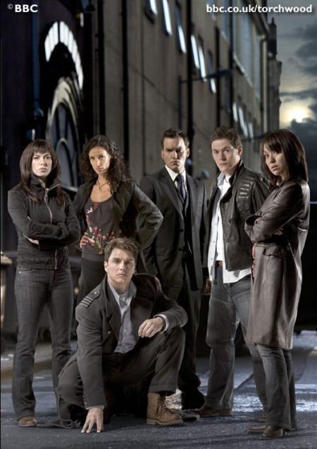 torchwood - BBC Drama - Season 1