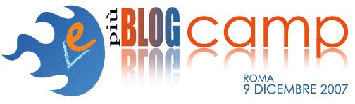 PiùBlogCamp e Cena
