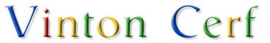 Vinton Cerf in Google